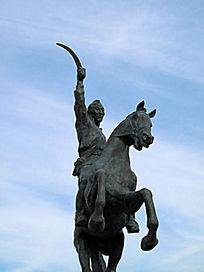 苏联红军雕塑