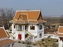 泰国建筑二层楼