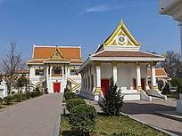 泰国建筑景