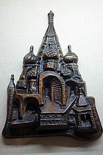 俄罗斯风格建筑挂件