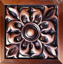 门窗仿铜装饰图案