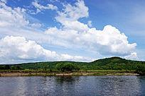 森林河之云