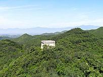 八达岭长城烽火台