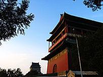 北京 古老的钟鼓楼