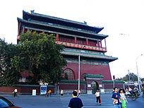 北京 鼓楼城楼