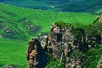 甘南草原风景
