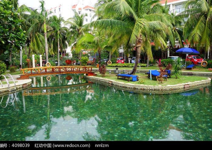 南中国大酒店室外游泳池图片