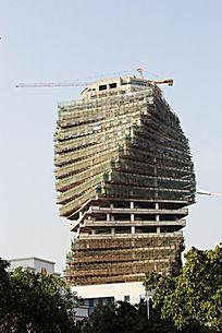 不规则创意建筑