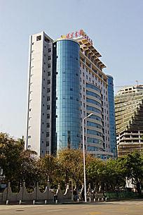 城市办公高楼建筑