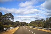 迷人的澳洲热带公路