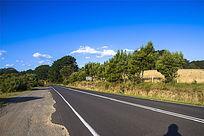 墨尔本公路景象