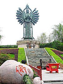 深圳民俗文化村 佛像