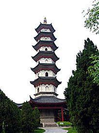 深圳民俗文化村 南峰塔