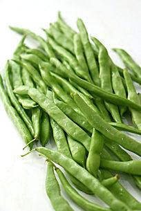 新鲜四季豆