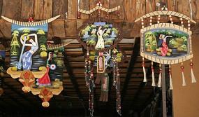 西双版纳 傣族民间工艺品