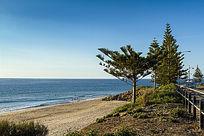 澳洲阿德莱德袋鼠岛海洋美景
