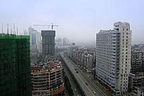 贵阳街道风景