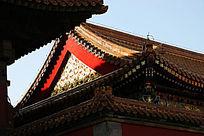 北京故宫 华美的古典建筑