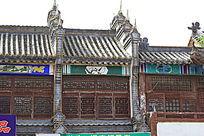 邓州仿青建筑