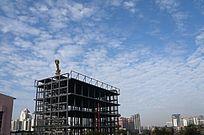 钢结构建筑建造