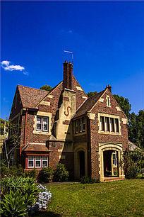墨尔本大学校园别墅