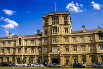 墨尔本大学校园代表性建筑