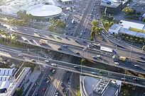 墨尔本市中心的交通枢纽