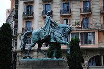 欧洲街头雕塑