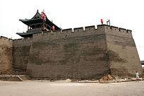平遥古城瓮城