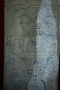汉代墓志汉画石雕
