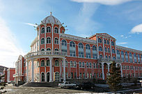 阿尔山市区欧式建筑