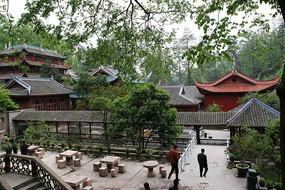 弘福寺庭院