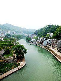 湘西凤凰古城图