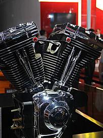 摩托发动机