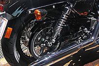 质感摩托车