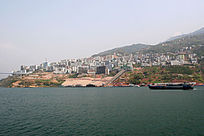 长江三峡巴东新县城