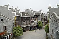 湖南湘西乾州古城