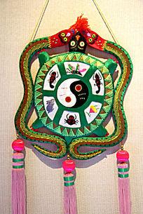 中国传统图案香包