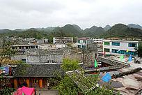 贵州黔西县山村