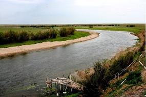 呼伦贝尔草原乌尔逊河源头