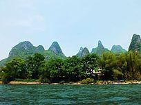 广西阳朔山水自然风光图片