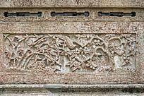 古代建筑石雕