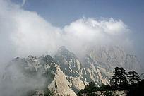 西岳华山云海