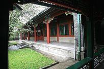 郭沫若故居古典建筑