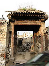 古朴民居建筑