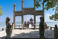 江河湖泊石门