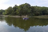 青岛中山公园游船