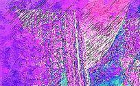 紫色水粉背景