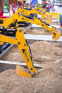 儿童户外玩具挖掘机