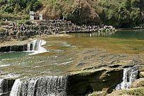 黄果树风景区白水河